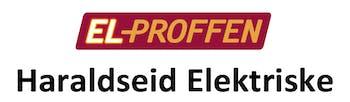 Haraldseid Elektriske logo