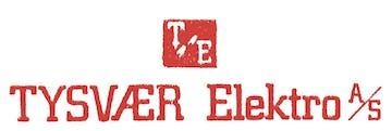 Tysvær Elektro logo