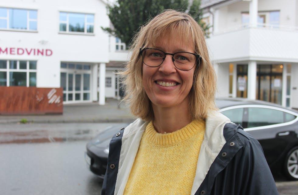 Kommunalsjef Anne Sofie Sandvik.