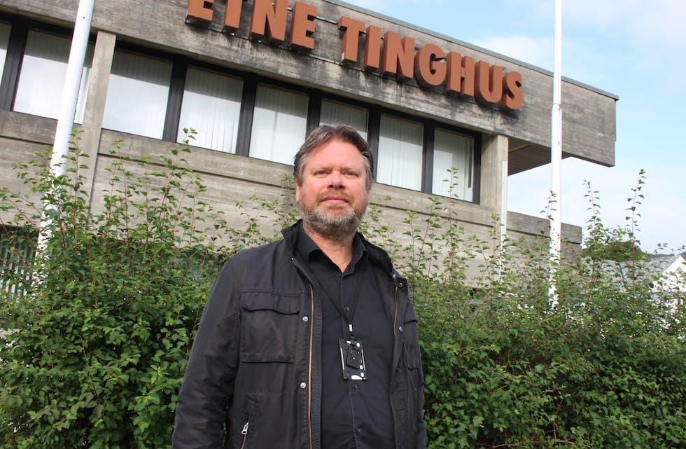 Hans Erik Lundberg er inne i sine siste månader som kommunalsjef for drift og utvikling i Etne kommune. Arkivfoto
