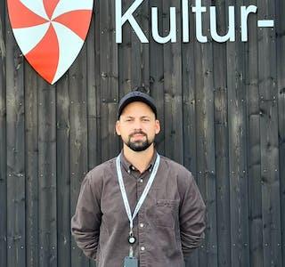 Aleksander Vølstad leiar sommarskulen Gøy på landet, som blir arrangert i Vindafjord for første gong. Foto: Roy Tore Reime