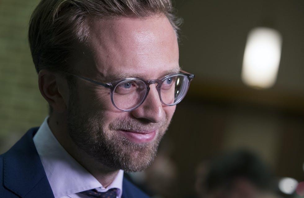 Kommunane kjem godt ut i statsbudsjettet, meiner kommunal- og moderniseringsminister Nikolai Astrup (H). Arkivfoto: Håkon Mosvold Larsen / NTB / NPK